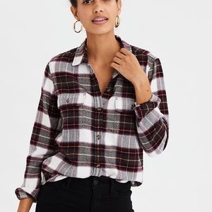 AE • Ahh-mazingly Soft Flannel Shirt
